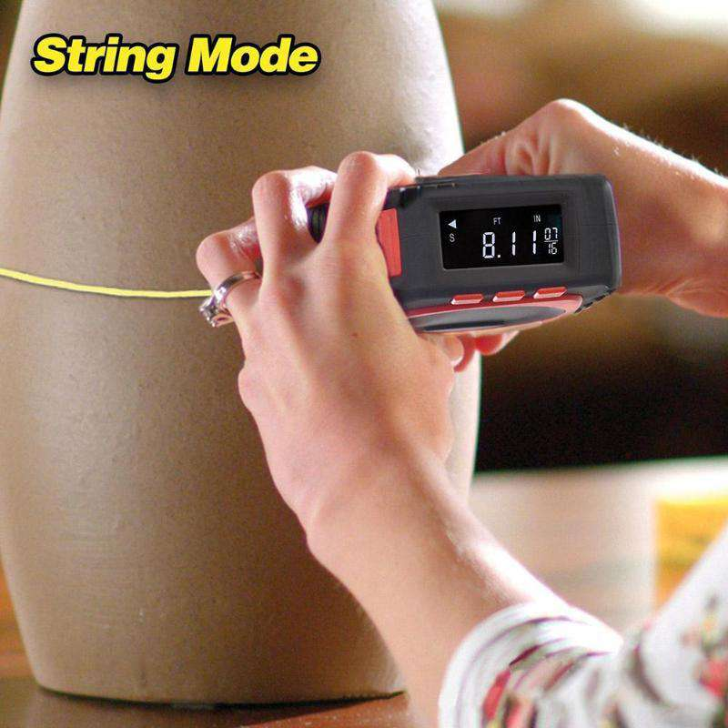 3 in 1 Digital Laser Measuring Tape - Blazing Dealz