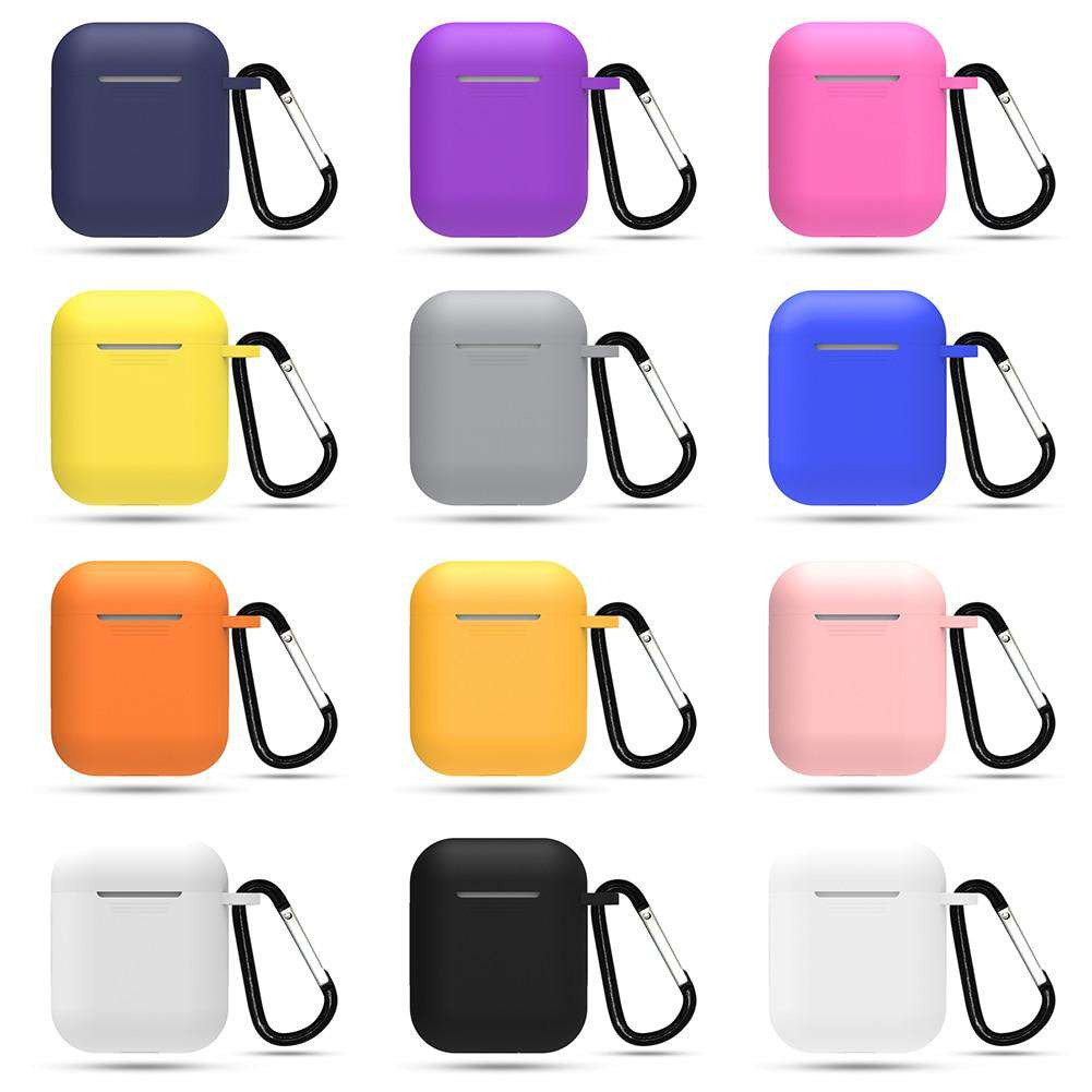 Soft Silicone Airpods Case
