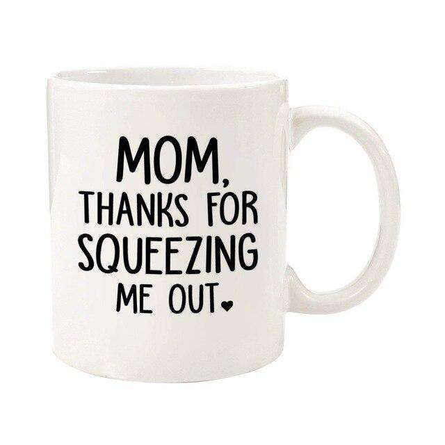 Mom No Matter What Life Throws At You Mug (Multiple Mug Phrases To Chose From) - Blazing Dealz