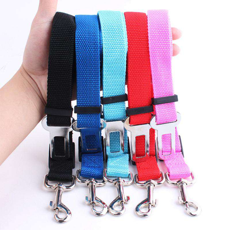 Adjustable Dogs Seat Belt - Discounts You May Like