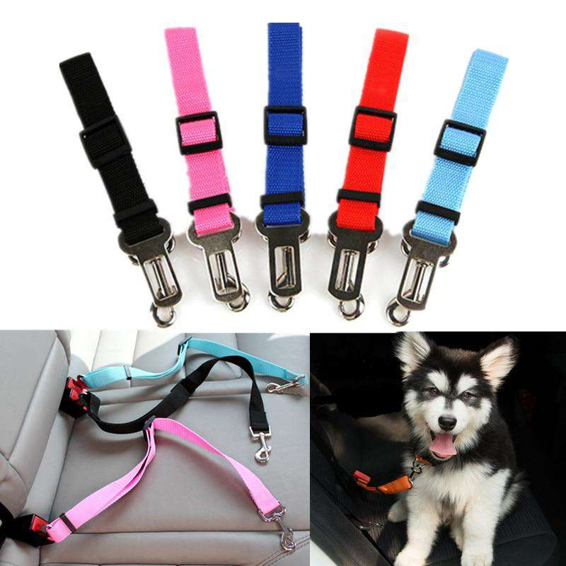 Adjustable Dogs Seat Belt - Blazing Dealz