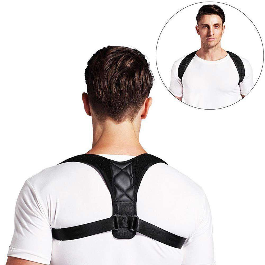 Posture Corrector (Adjustable To All Body Sizes) - Blazing Dealz