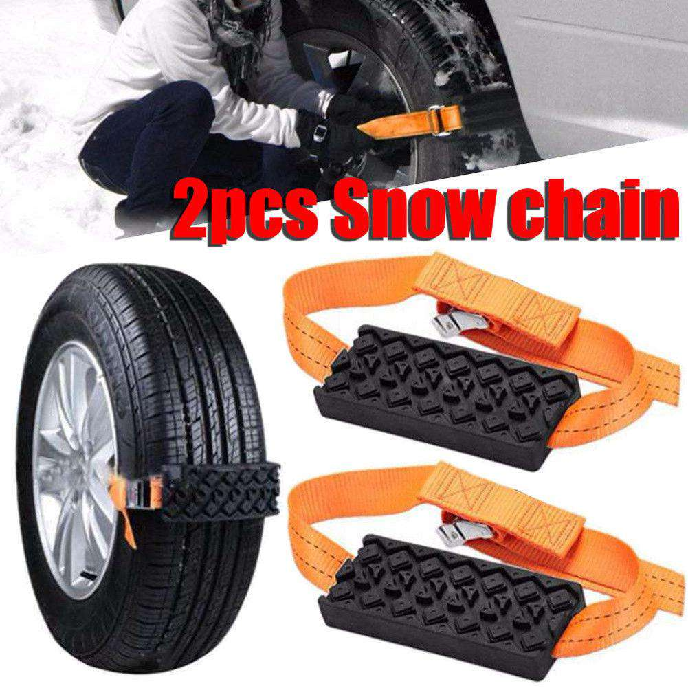 Anti-Skid Tire Block Set of 2 - Discounts You May Like