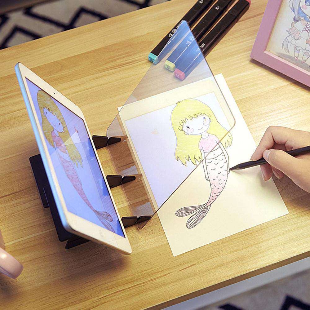 Masterpiece Optical Drawing Board - Discounts You May Like