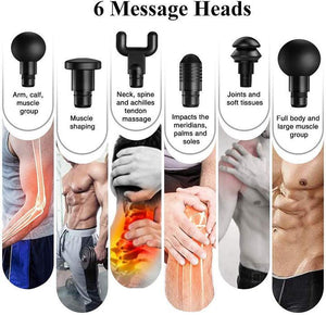 (New Year Sale 50%OFF)Relieving Pain - Body Deep Muscle Massager