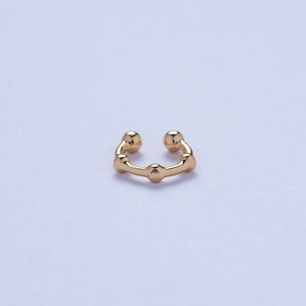 Fil Ear Cuff - Gold