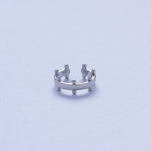 Load image into Gallery viewer, Dol Ear Cuff - Silver