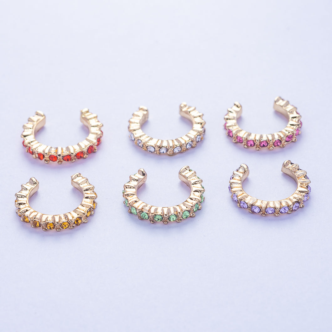 Treasure Ear Cuffs (6)