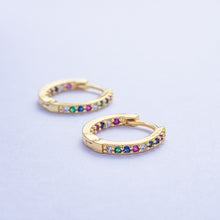 Load image into Gallery viewer, Claudia Earrings - Multicolored