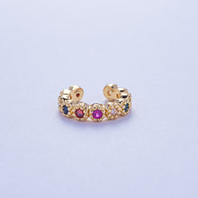Load image into Gallery viewer, Hera Ear Cuffs - Multicolored
