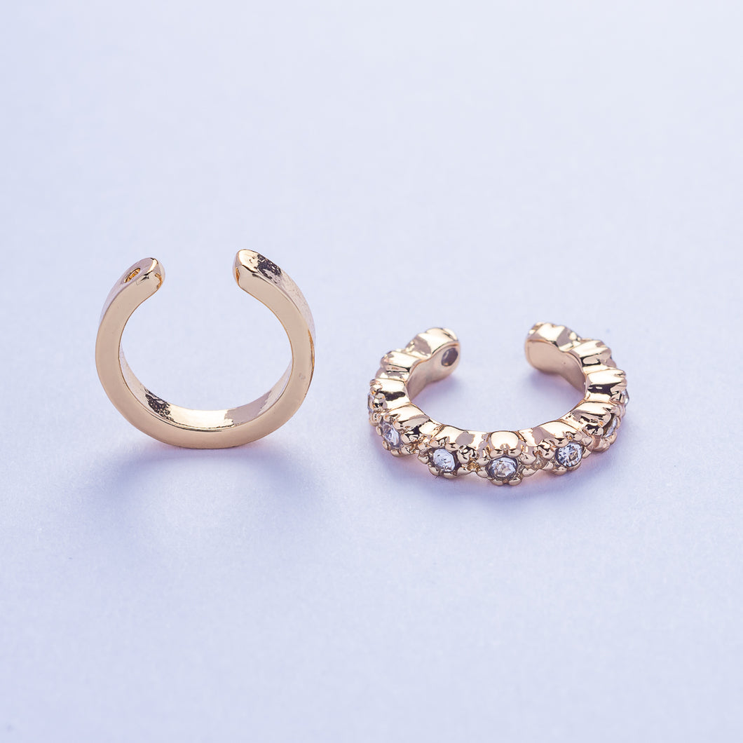 Louis Ear Cuffs