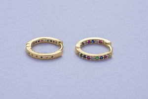 Claudia Earrings - Multicolored
