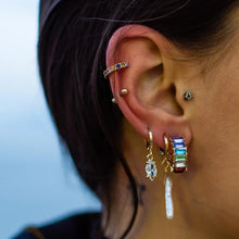 Load image into Gallery viewer, Alonso Ear Cuff - Multicolored