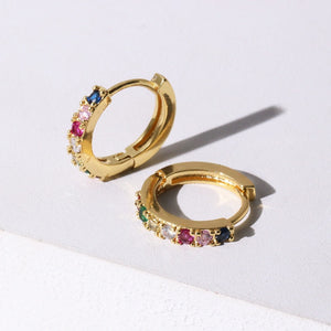 Julia Earrings - Multicolored