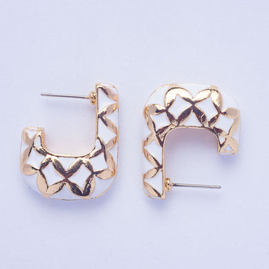 Tetuan Earrings