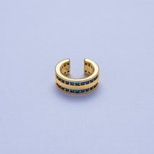 Load image into Gallery viewer, Venus Ear Cuffs - Blue