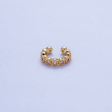 Load image into Gallery viewer, Hera Ear Cuffs - White