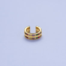 Load image into Gallery viewer, Venus Ear Cuffs - Multicolored