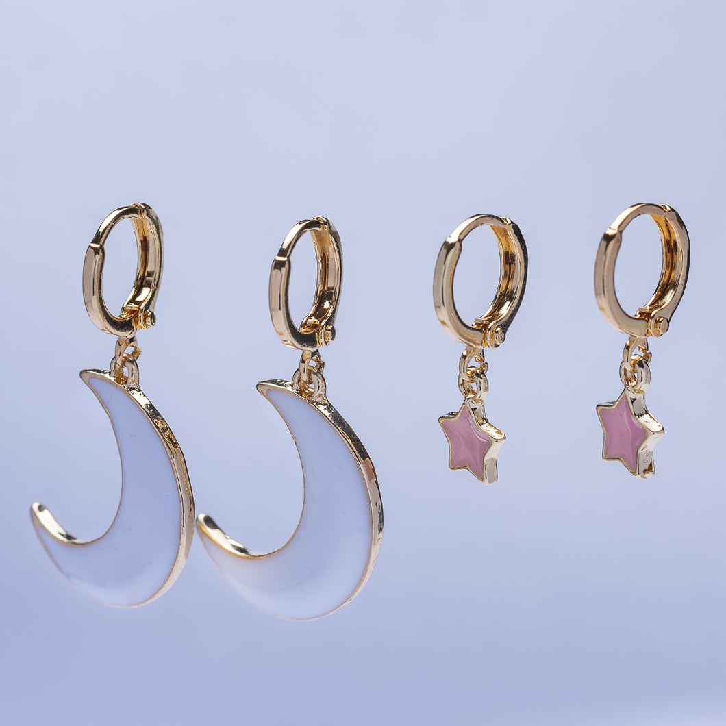 Sky Earrings