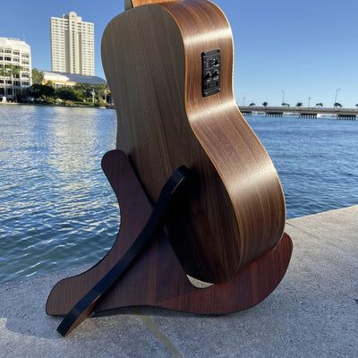 Portable Handcrafted Guitar Stand