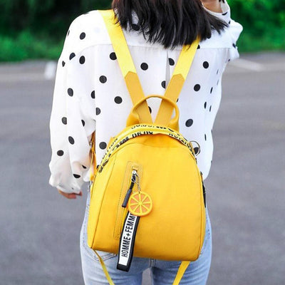 Little Lemon Backpack