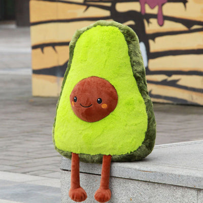 Cute Avocado Pillow Toy