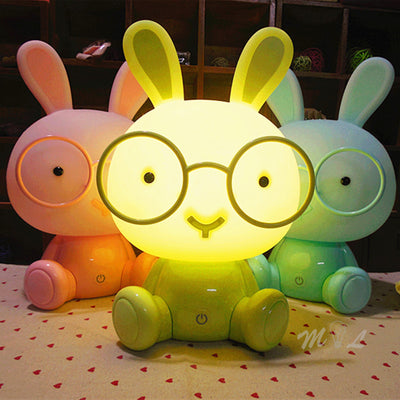 The Bunny Lamp