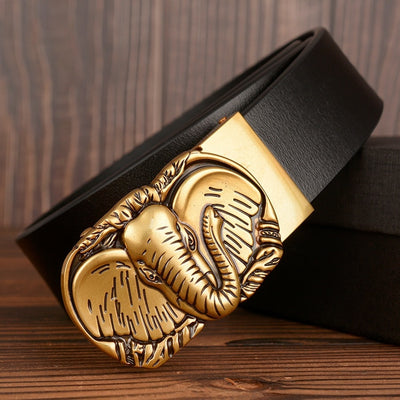 Elephant Designer Belt