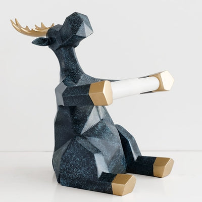 Deer T-Roll Holder