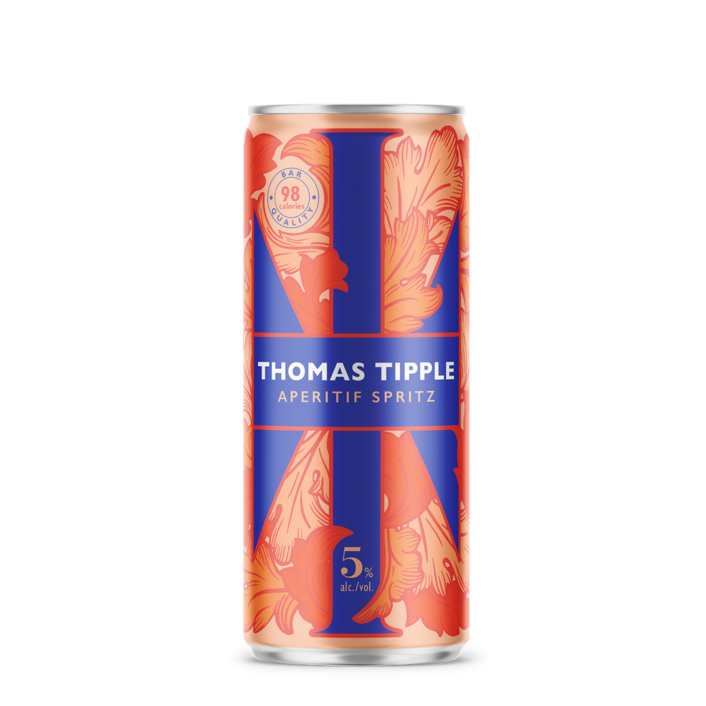 Thomas Tipple Aperitif Spritz (Gift Pack 4x250ml)