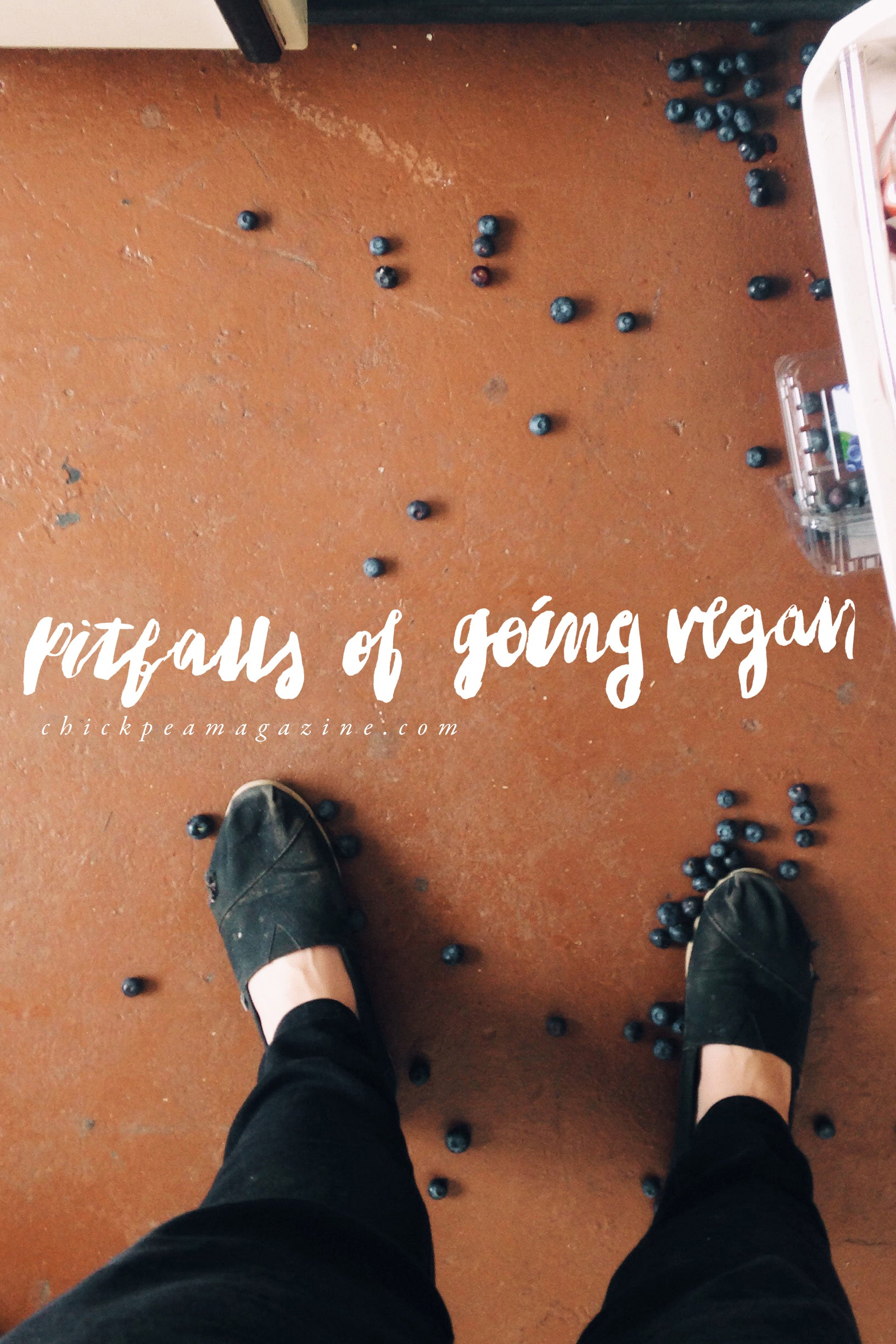 pitfalls of going vegan