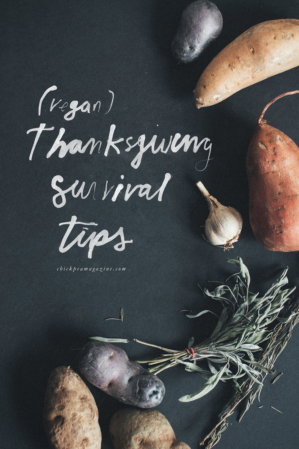 vegan thanksgiving survival tips