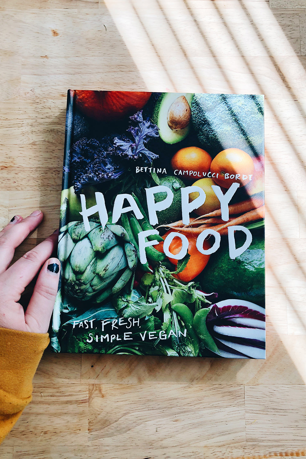 Bright healing turmeric porridge happy food book review chickpea happy food cookbook review forumfinder Choice Image