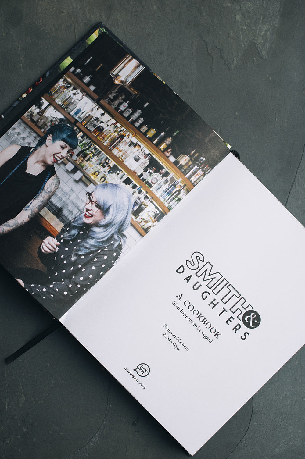 smith & daughters vegan cookbook review