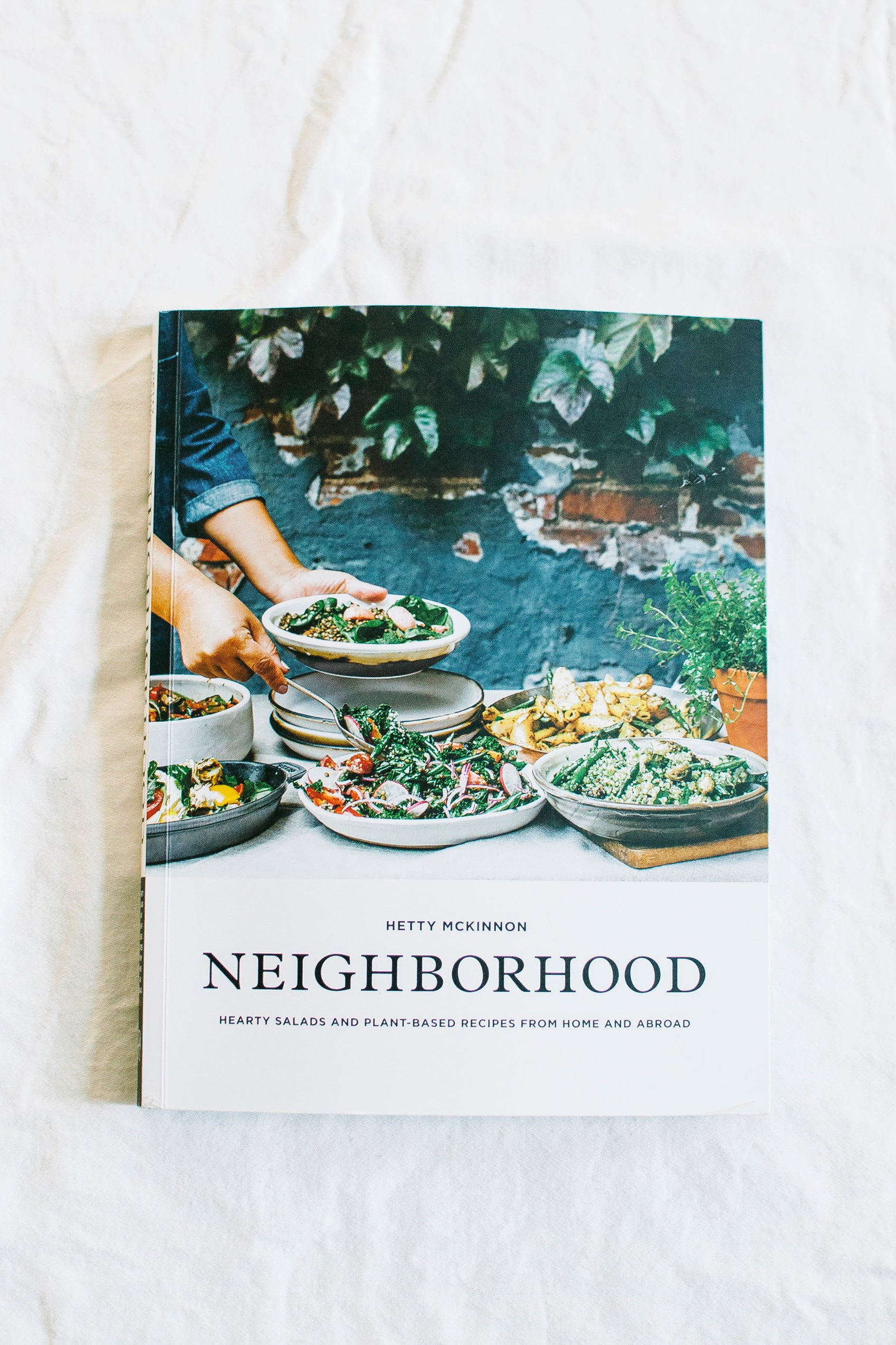 book review: neighborhood by hetty mckinnon