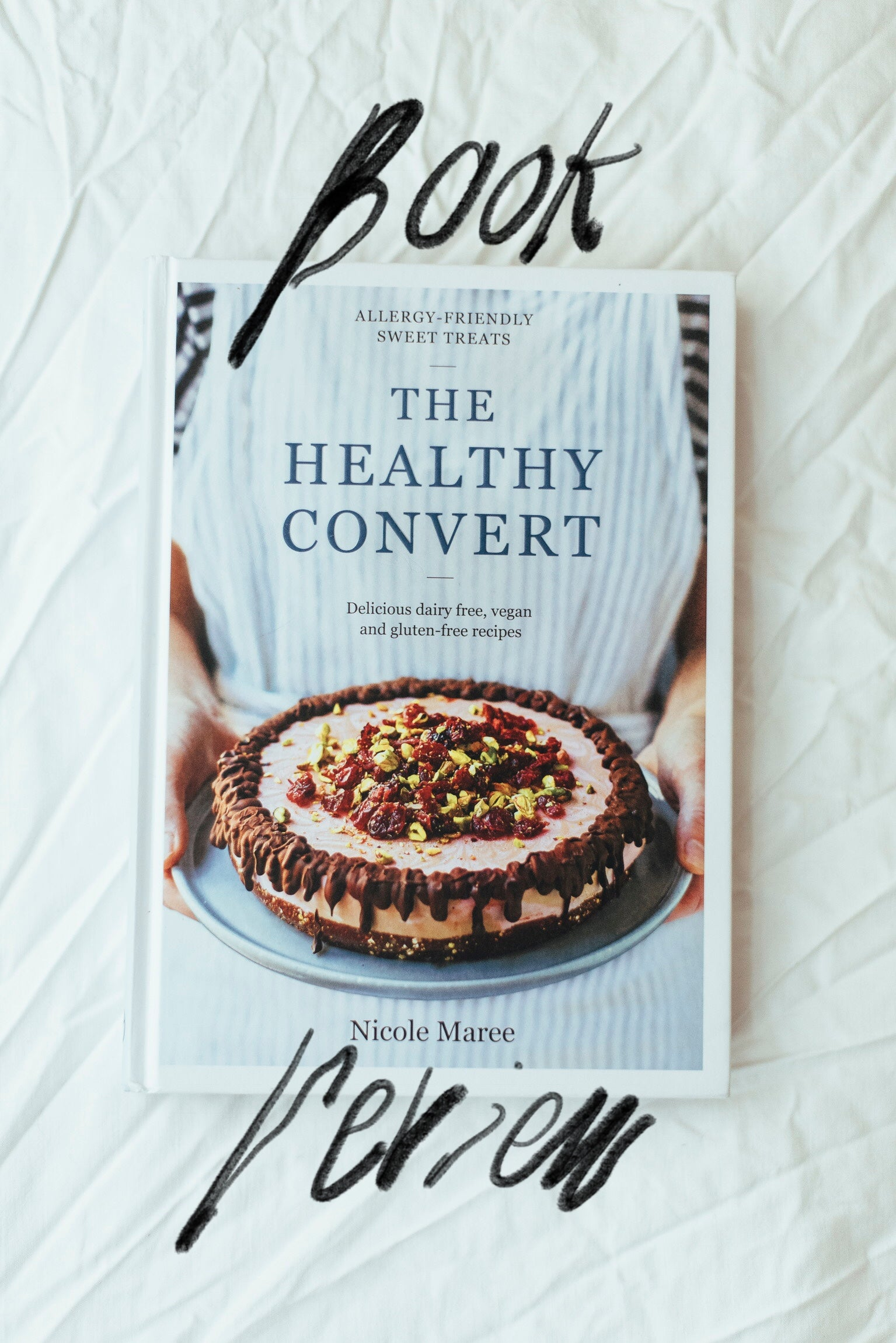 Chocolate Caramel Slice (and book review!) – chickpea magazine