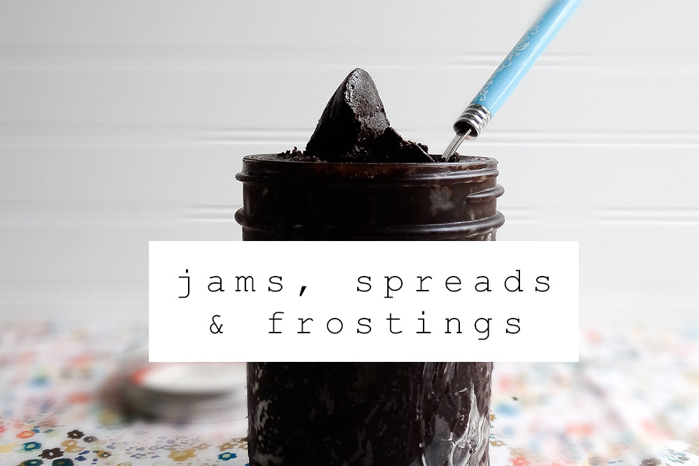 chickpea magazine archives - jams spreads and frosting recipes