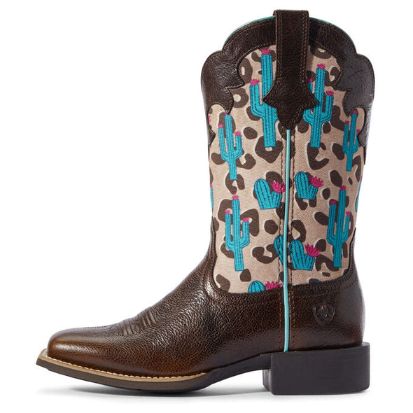 Ariat Ladies Round Up Willow Boots