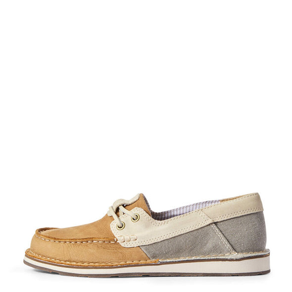 Ariat Ladies Cruiser Castaway - Classic Canvas