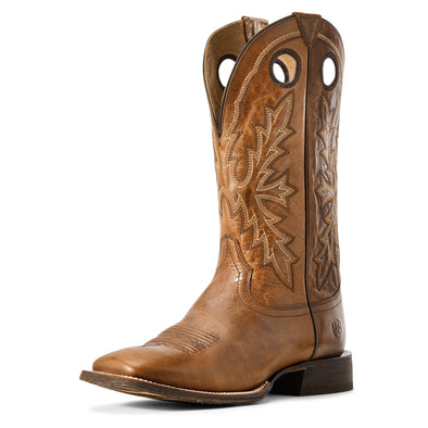 Ariat Mens Circuit Champ Square Toe Boots