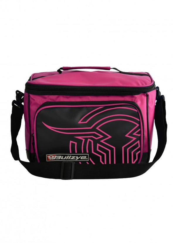 Bullzye Walker Cooler Bag Pink/Black