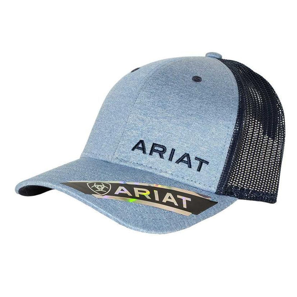 Ariat Two-Tone Blue Cap