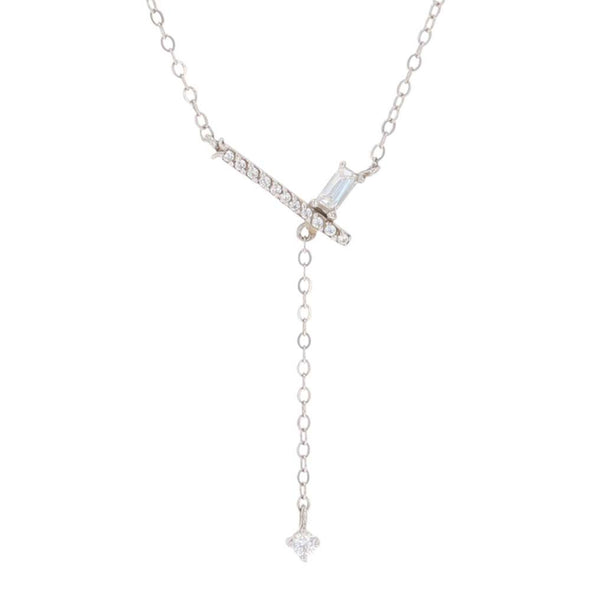 Montana Silversmiths The Crossing Y Necklace
