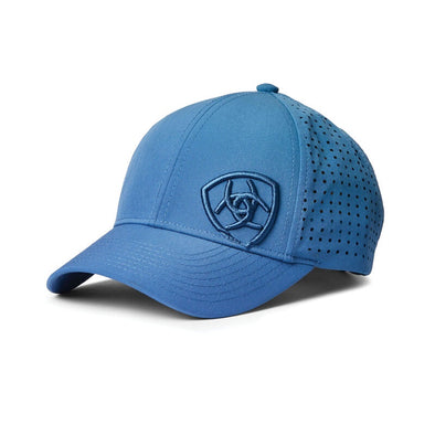 Ariat Unisex Tri Factor Cap - Blue Heather