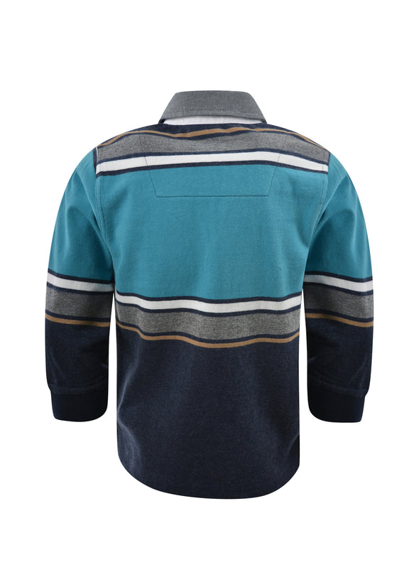 Thomas Cook Manningham Stripe Rugby Jersey
