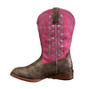 Roper Girls Askook Boots - Pink/Brown
