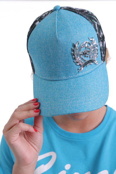 Cinch Ladies Paisley Mesh Cap