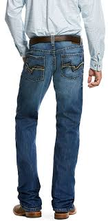 Ariat Men's M4 Relaxed Fit Bootcut Midway Jeans