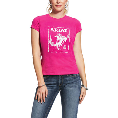 Ariat Ladies R.E.A.L Stamp Tee
