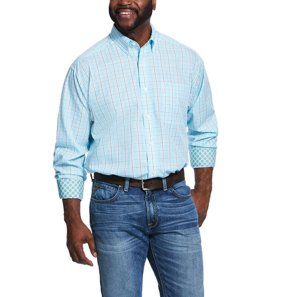 Ariat Sackman Wrinkle Free Shirt